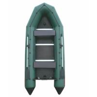 Лодка надувная Leader «Тайга-340 Киль» под мотор 15 л.с.
