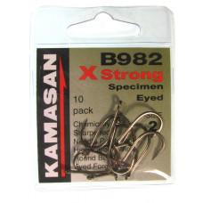 KAMASAN B982 X-STRONG SPECIMEN EYED